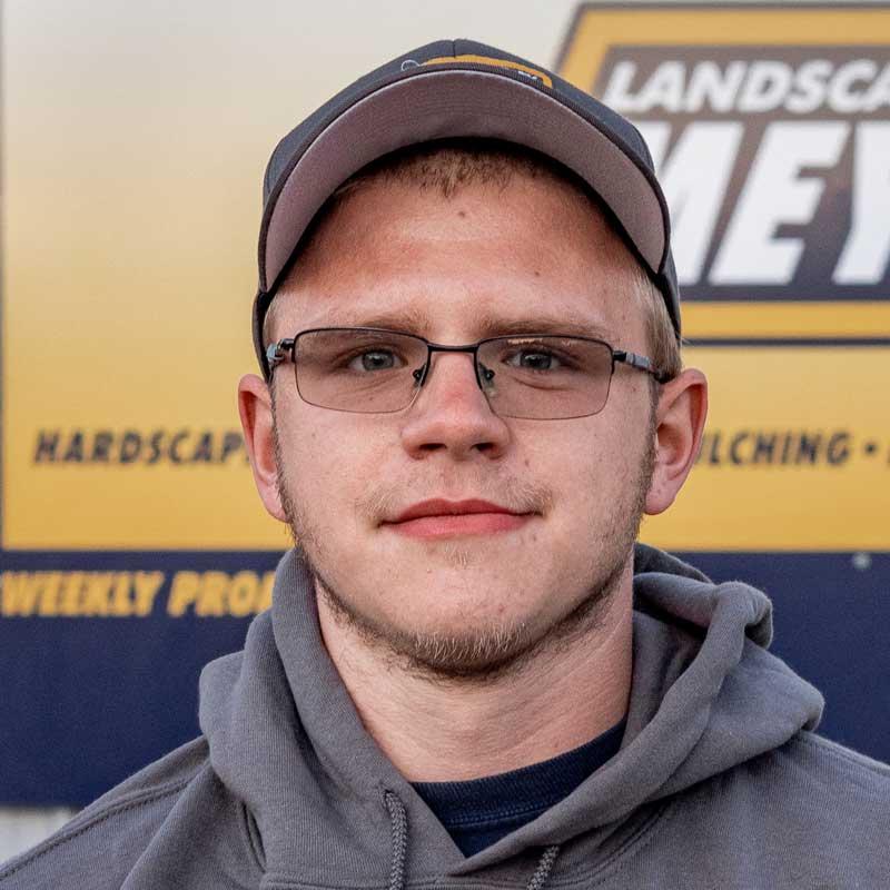 Zach Fults-Landscape Technician