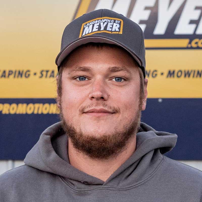 Kyle Hockenberry- Hardscape Technician