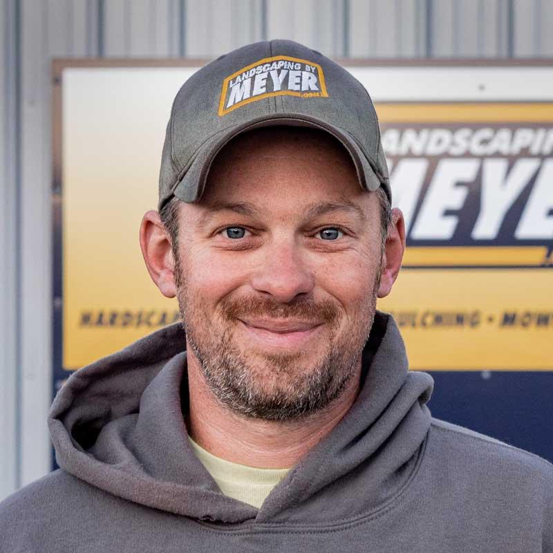 Derek Greenwalt- Delivery Driver/ Hardscape Technician