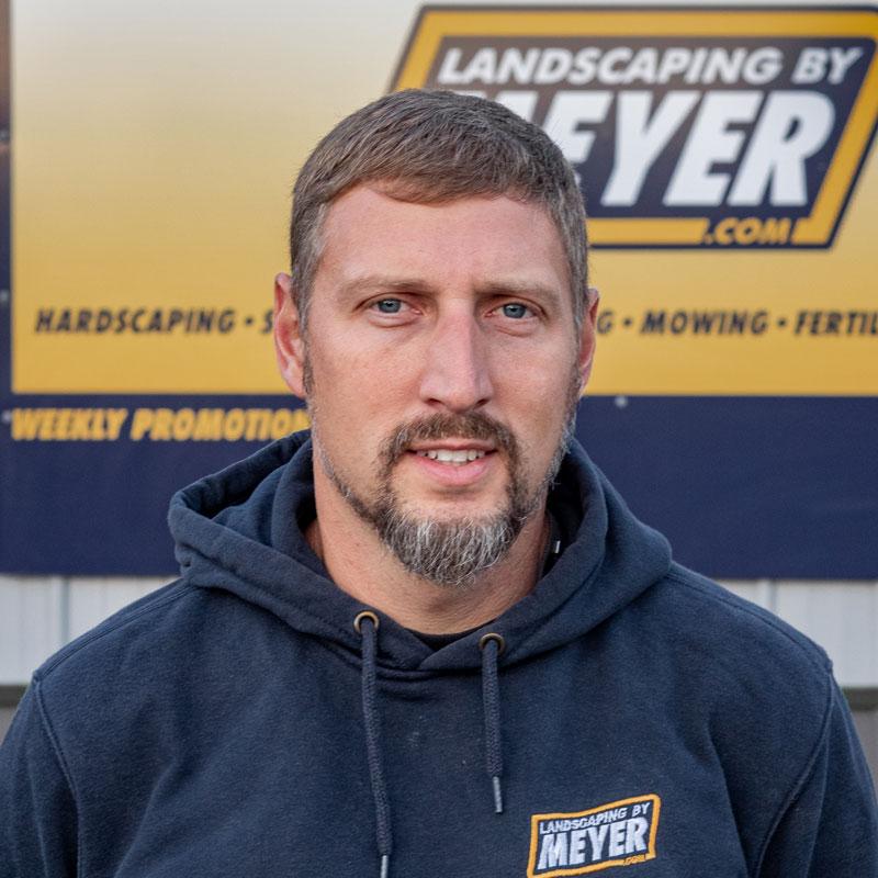 Trevor Meyer - owner - Landscaping by Meyer